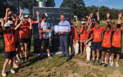 Locumsgroup – proud sponsor's of the Harbord Devils Junior Cricket Club